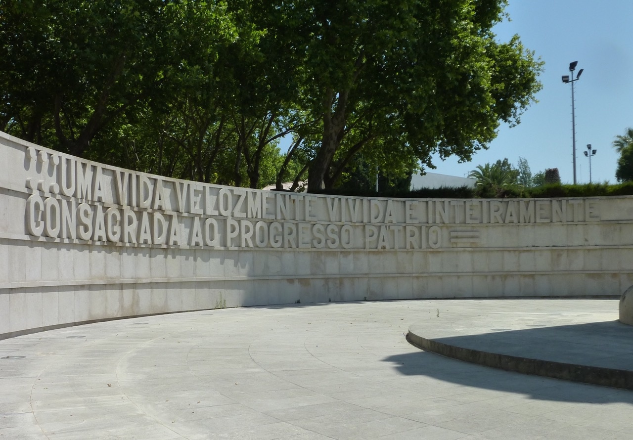 Wall of the Monument