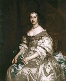 lelys portrait of Q Catherine
