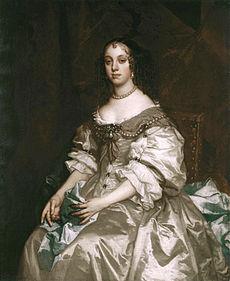 lelys portrait of Q Catherine