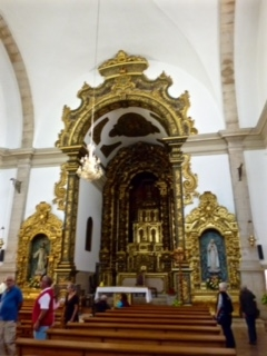 Tallest Altar in the Algarve