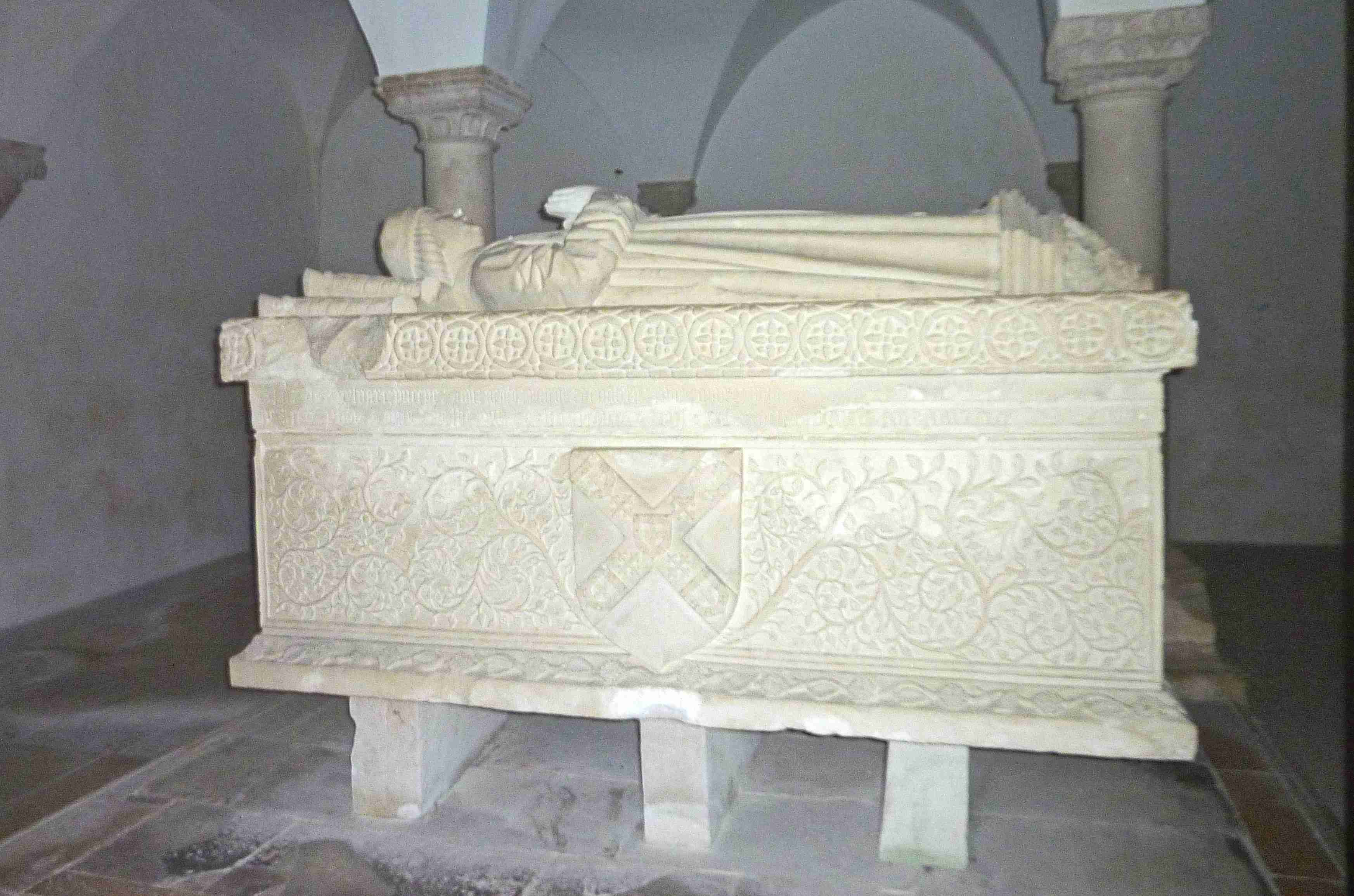 Tomb of D Afonso, 4th Count of Ourém